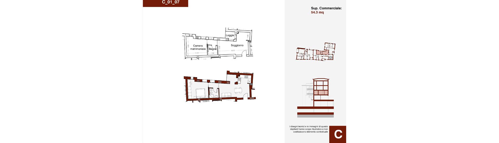 Edificio C, C_01_07, immagine completa