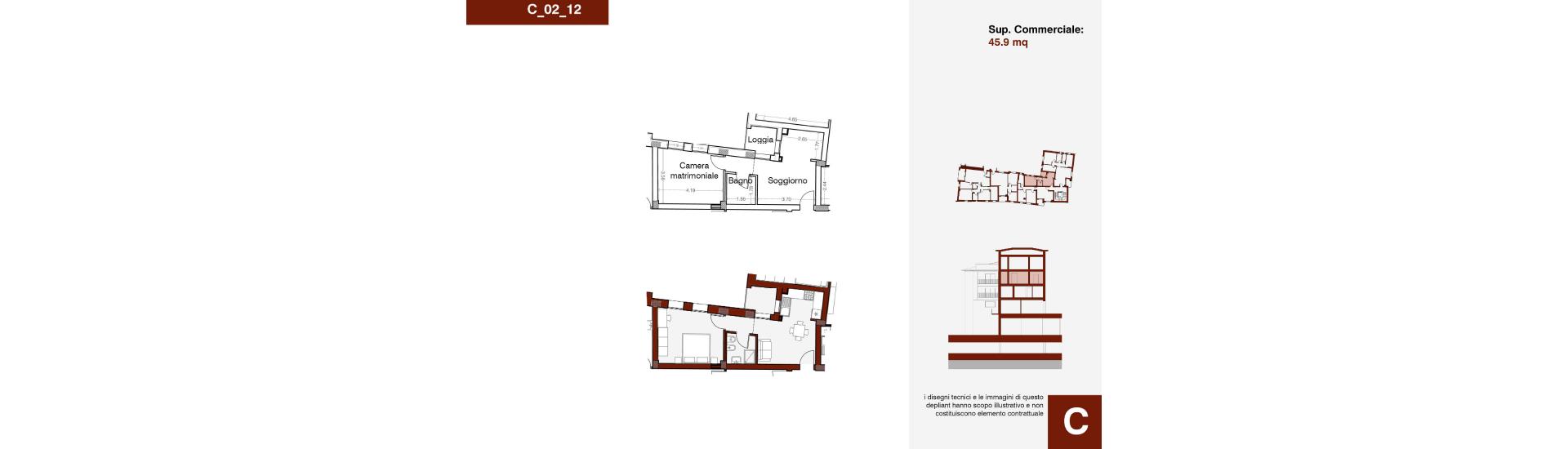 Edificio C, C_02_12, immagine completa