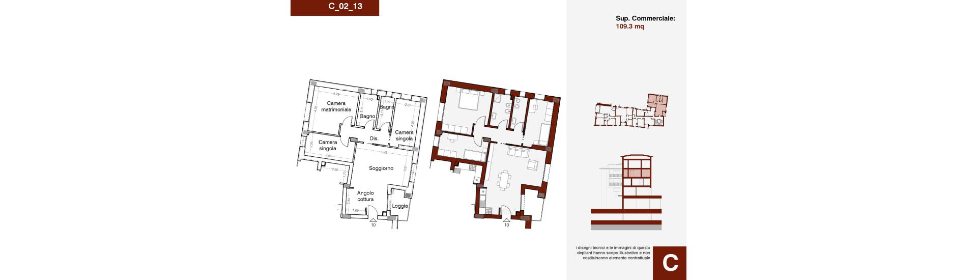 Edificio C, C_02_13, immagine completa