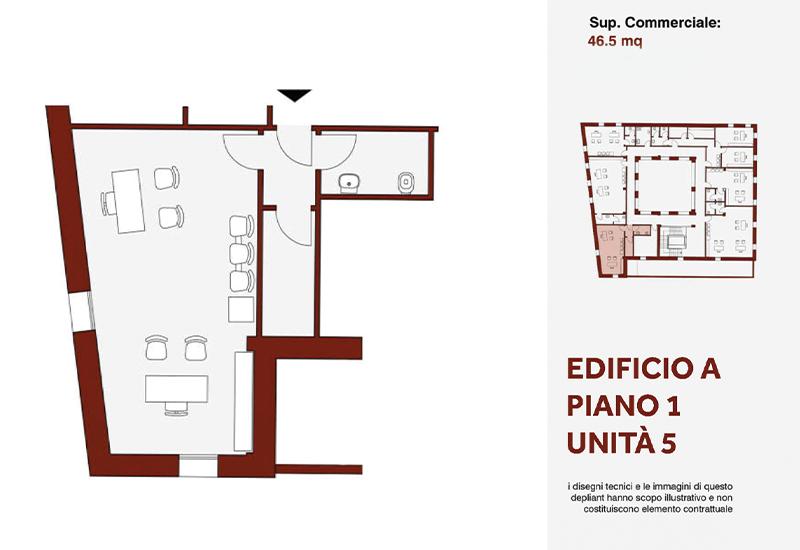 Edificio A, A_01_05, immagine completa