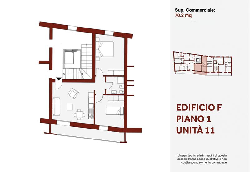 Edificio F, F_01_11, immagine completa