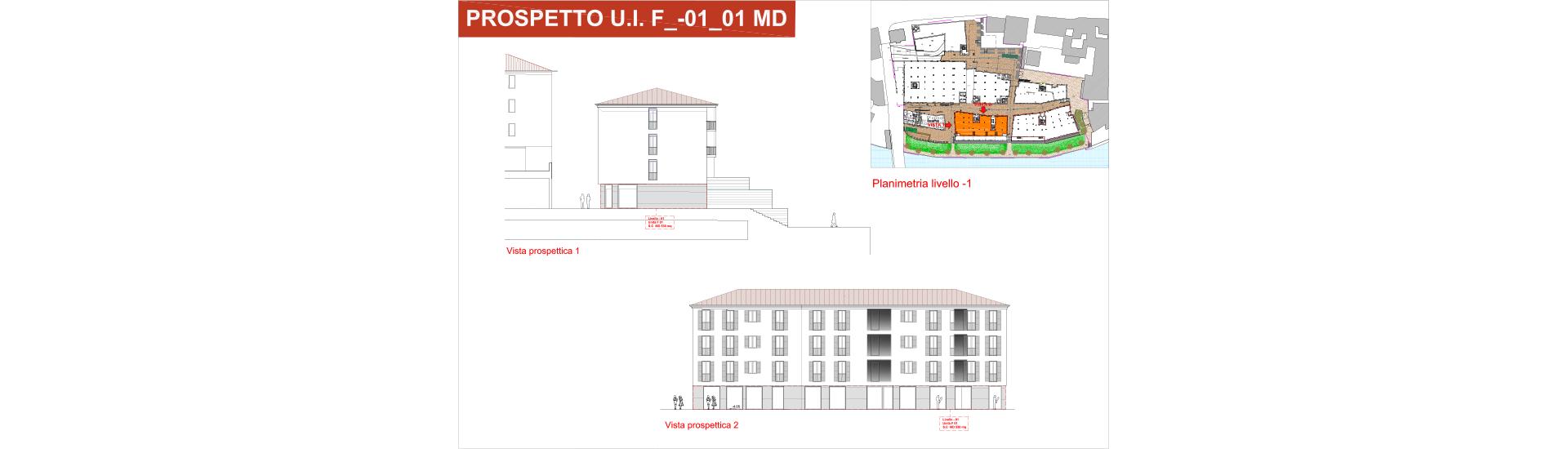 Edificio F, F_-01_01, immagine completa
