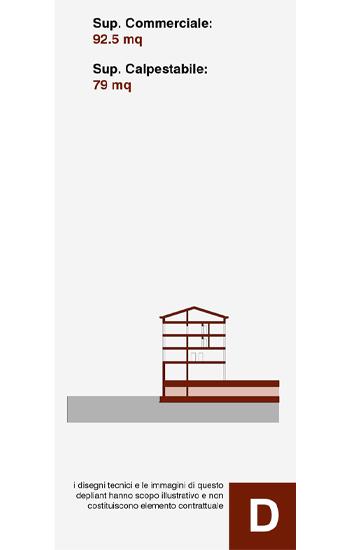 Fondo ad uso artigianale, posto al piano -2 dell'edificio D