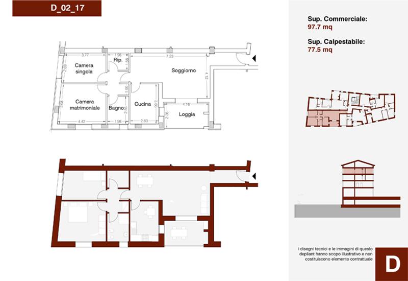 Edificio D, D_02_17, immagine completa